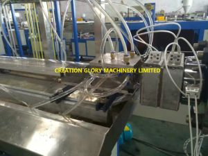 High Quality High Precision PMMA Tubing Plastic Extruder Machine pictures & photos