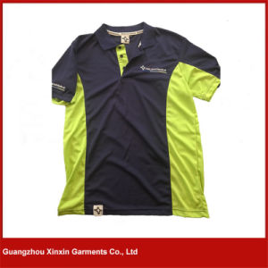 Factory Wholesale Cheap Sports Shirts for Men for Promotion (P73) pictures & photos