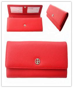 Fashion Lady PU Wallet/Purse/Bag (JYW1509) pictures & photos
