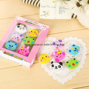Animal Face Erasers pictures & photos