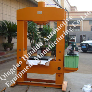 H-Frame Electric Hydraulic Oil Press 150t pictures & photos