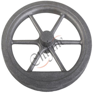 Customized Generator Flywheel Industrial Flywheel Cast Iron Flywheel pictures & photos