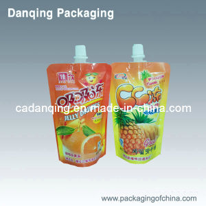 Jelly Drinks Pouch & Stand up Pouch with Spout (DQ176) pictures & photos