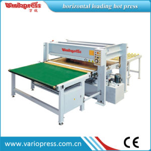 Short Cycle Laminating Press Specialized for Wooden Door Ab Glue pictures & photos
