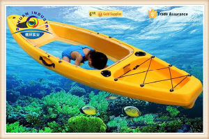Clear Kayak/ Single Fishing Kayak/Kayak Sit on Top