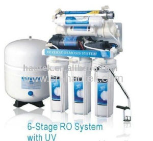Home Use Residential 6 Stage RO System pictures & photos