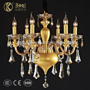 Newest elegant Crystal Chandelier lighting (AQ-20016-6) pictures & photos