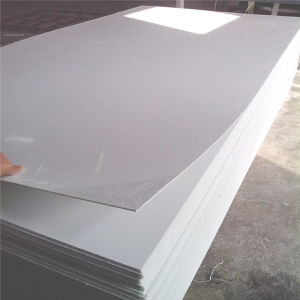 White PVC Sheet pictures & photos