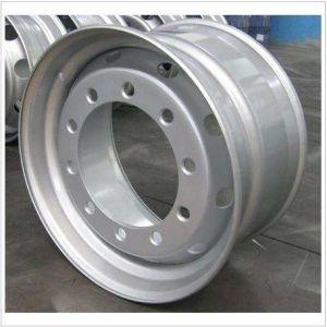 Tubeless Truck Steel Wheel Rim 6.75 X 19.5 pictures & photos
