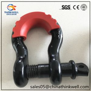 Forged Us Type G209 D Ring Black Bow Shackle pictures & photos
