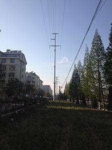 Suspension Pole (MGP-SP007) pictures & photos