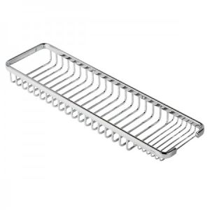Wall Mounted Chrome Brass Basket for Bathroom pictures & photos