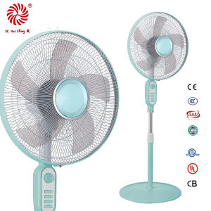 16 Inch Standard Electric Stand Fan with Timer