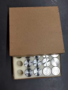 Refillable Stainless Steel Capsule for Nespresso pictures & photos