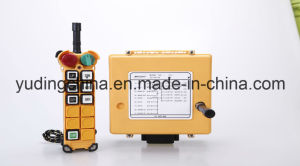 Industrial Wireless Radio Remote Control for Crane F21-6D pictures & photos
