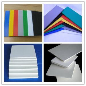 Low Price PVC Advertisement Sheet Production Line pictures & photos
