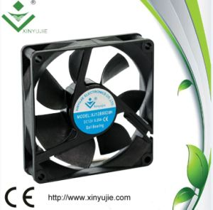 Axial Flow Fan Type 80X80X20mm 8020 12V 24V DC Cooling Fan pictures & photos
