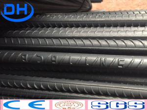 Hot Rolled Reinforcing Steel Rebar for Construction in China Tangshan pictures & photos