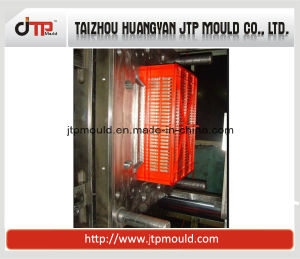Injection Plastic Crate Storage Moulding-Jtp Mould pictures & photos