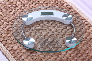 Electronic Portable Body Fat Scale pictures & photos