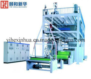 High Quality Non Woven Production Line SMMS 3200mm pictures & photos
