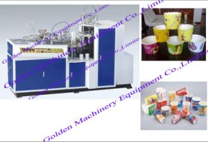 Automatic Single PE Coated Paper Bowl Cup Making Forming Machine pictures & photos