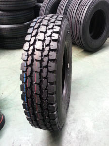 Truck Tyre with Good Prices 11r22.5 11r24.5 Good Traction Taitong Hs207, TBR Tyre pictures & photos