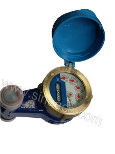 Multi Jet Liquid Sealed Wet Type Vertical Water Meter pictures & photos