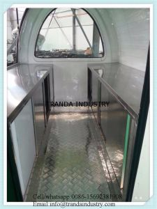Custom Made Sea Dining Car pictures & photos