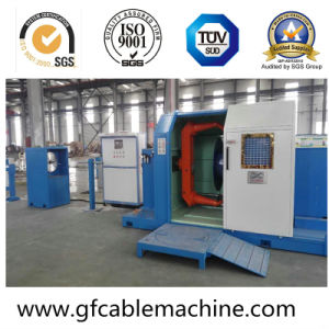 Auto Cantilever Type Wire Cable Single Twisting Machine pictures & photos
