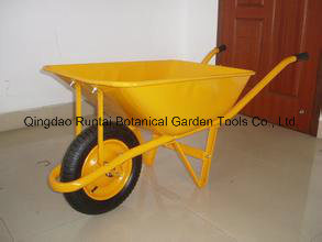 Construction Metal Tray and Frame Pneumatic Wheel Wheelbarrow (WB2203) pictures & photos