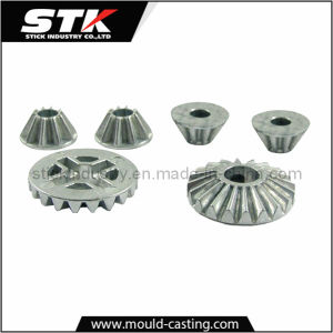 Mechanical Bevel Gear / Wheel Gear by Aluminum Alloy Die Casting pictures & photos