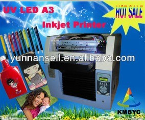 Hot Sale A3 Format Golf Ball UV LED Printer pictures & photos