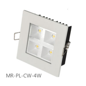 4W LED Panel Light (MR-PL-CW-4W) pictures & photos