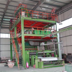 6 Production Lines PP Nonwoven Fabric