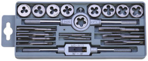 19PCS Professional Tap and Die Set (MM002) pictures & photos
