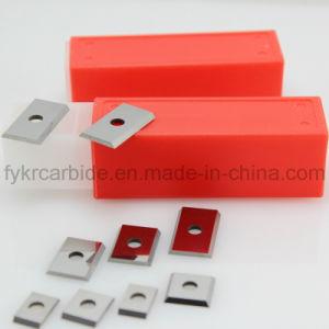 Single Hole Tungsten Carbide Insert Blade