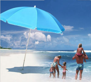 Wholesale Advertising Outdoor Parasol Garden Beach Umbrella