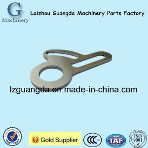 High Quality Precision Stamping Machine Parts with ISO9001: 2008/1003