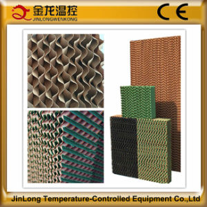 Jinlong 7090/5090 Hot Air Cooling System Evaporative Cooling Pad/Ce Certificate pictures & photos