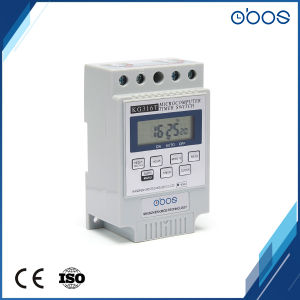 White 10 Times on/off Per Day Digital timer Switch pictures & photos