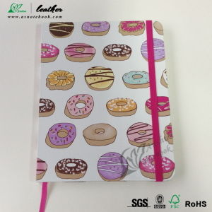 Hot Selling School Usage Paper Cover Material Notebook