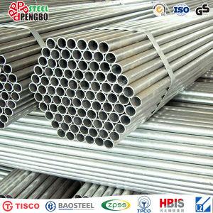 Bright Silver Anodized Aluminum Pipe Round Aluminum Pipe pictures & photos