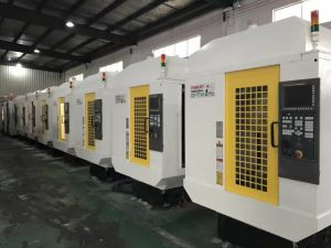 Japanese Made Second Hand CNC Vertical Milling Machine (Fanuc) pictures & photos