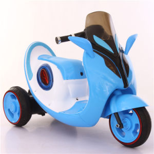 Red Color 3 Wheel Electric Battery Motorbike Wholesale pictures & photos