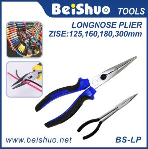 Carbon Steel and Good Quality Multi-Function Longnose Plier pictures & photos