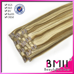 Remy Brazilian Lace Clip in Hair Extensions Doule Weft (Yuki147)