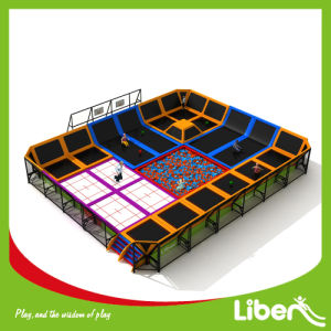 Professional Manufacturer Kids Indoor Trampoline for Exercise pictures & photos