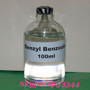 Organic Solvents Benzyl Alcohol (BA) ; Benzyl Benzoate (BB) ; Ethyl Oleate (EO) pictures & photos