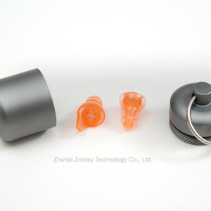 OEM&ODM Soft Hearing Protection Silicone Earplugs with Filter pictures & photos